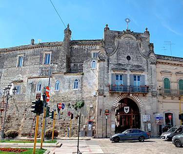 Vedere centro storico Altamura