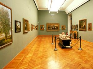 Visitare Pinacoteca Bari Italy