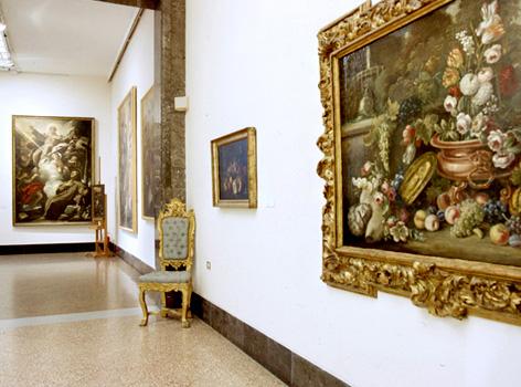 Visitare museo Pinacoteca Bari