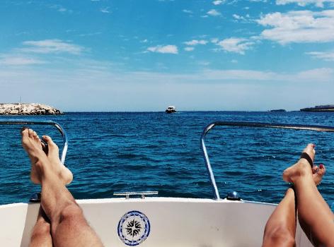 Escursioni giro barca Polignano a Mare