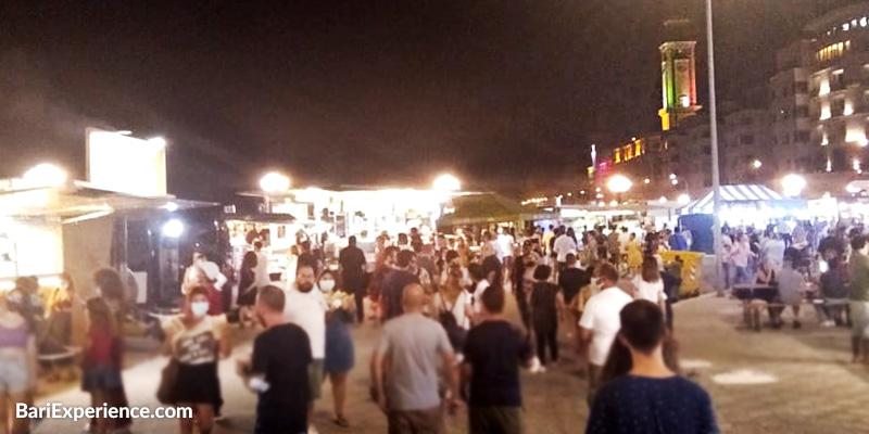 Street Food Festival Bari Italia