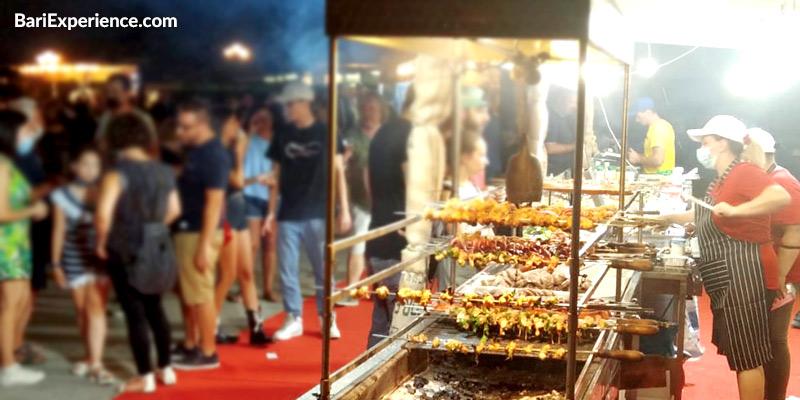 Street Food Festival Puglia Italia
