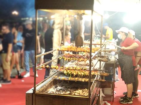 Food Truck Festival Bari Puglia