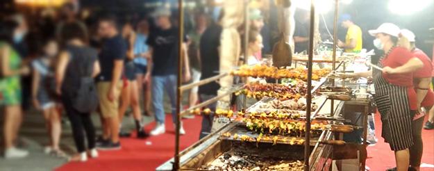 Food Truck Festival Bari 2021: alcune immagini della serata
