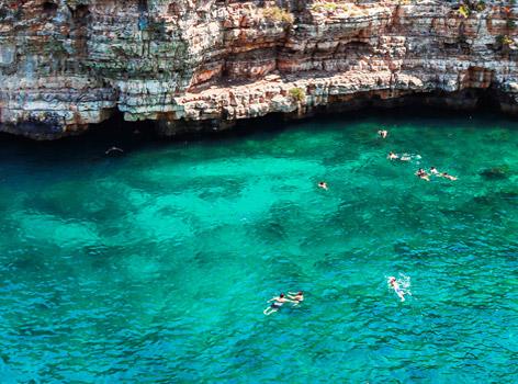 Mare più bello in Italia Puglia