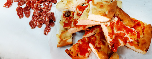 4 unusual ideas to try Bari street food