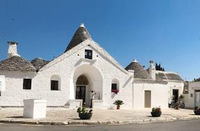 Tour trulli Alberobello Puglia