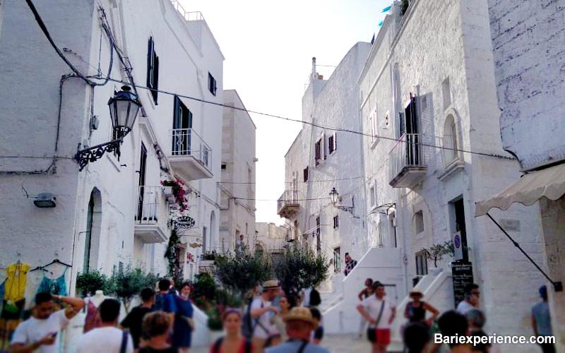 Ostuni Puglia città bianca