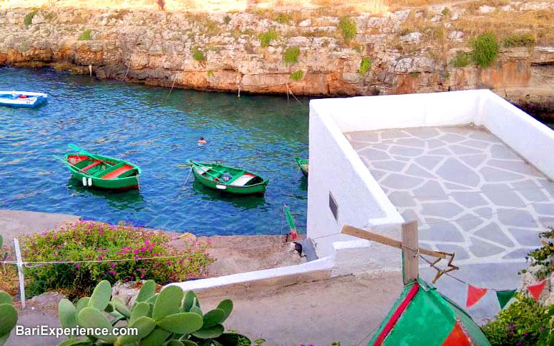 Calette Puglia Polignano Mare