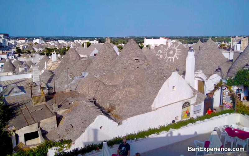 Visitare Alberobello Puglia