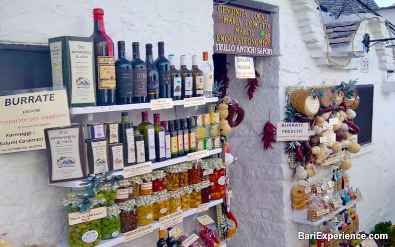 Visitare Trulli Alberobello Puglia