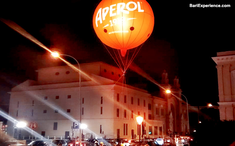 Evento Aperol Together we can cheer