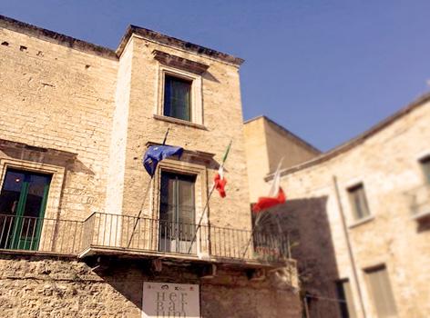 Museo civico Bari Vecchia Puglia