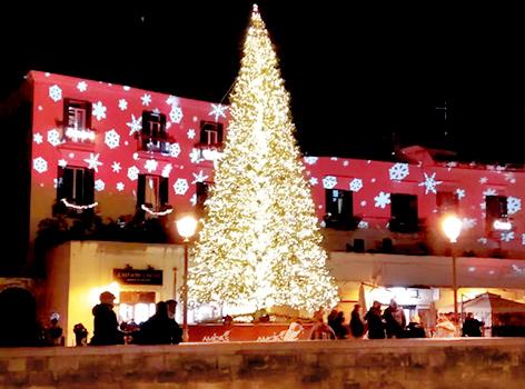 Natale a Bari vecchia Puglia