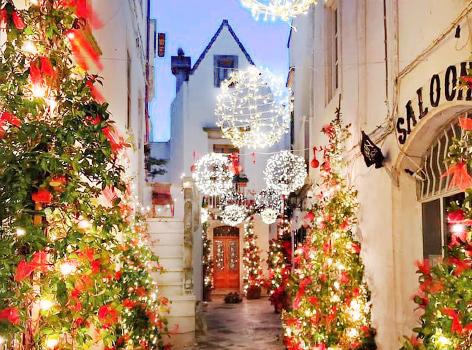 Natale in Puglia Locorotondo