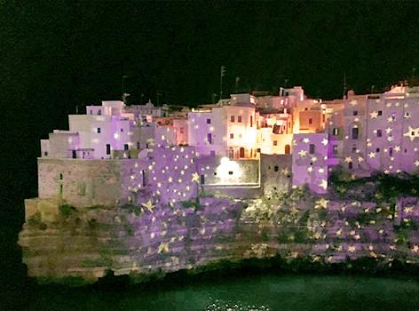 Polignano a Mare Natale Puglia
