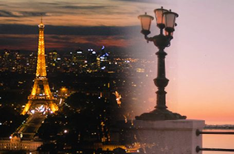 Bari and Paris are also close in winter with direct Air France flights